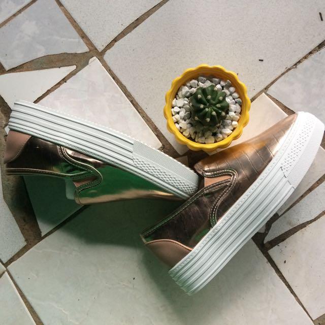 Skater Slip On Shoes