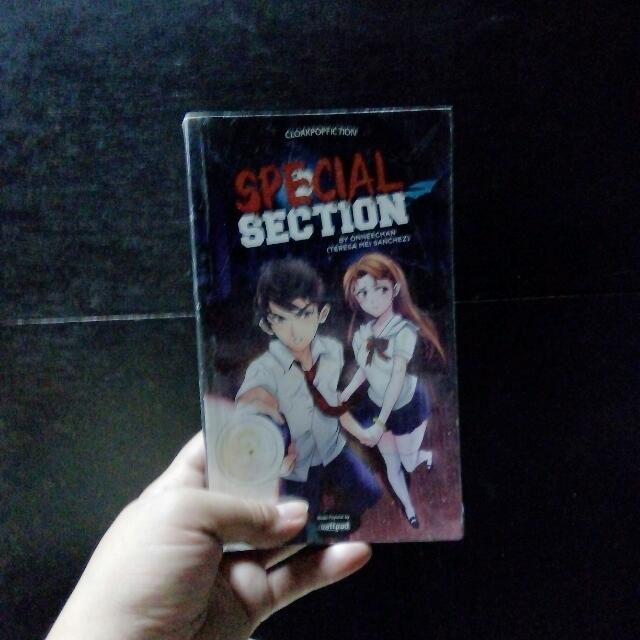 Special Section (wattpad)