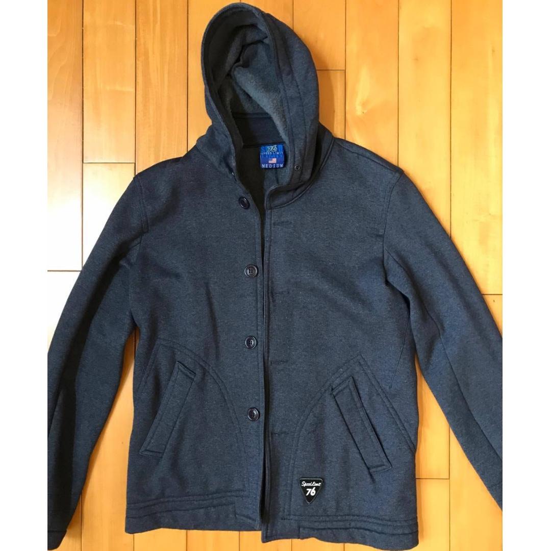 SPEED LIMIT 76 刷毛保暖外套