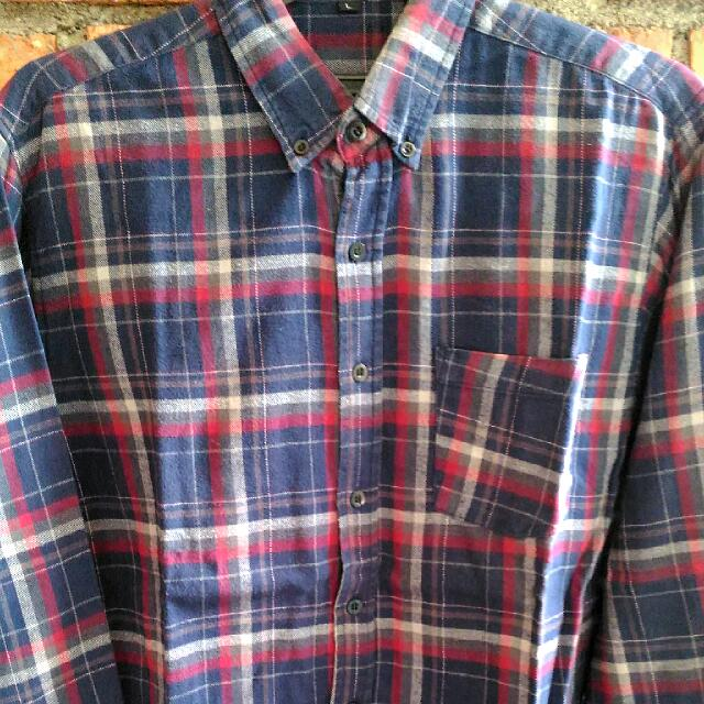 Spheretage Flannel (Local Product)