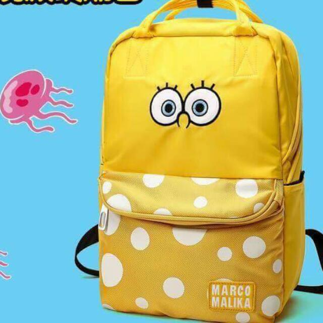 SpongeBob bag pack