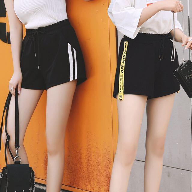 Sporty Stripes Shorts Multi Design (PO)