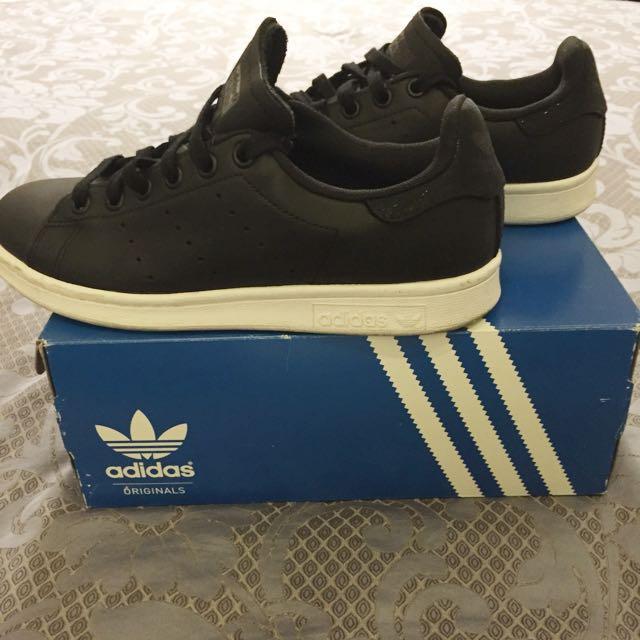 Stan Smith Adidas黑色白底