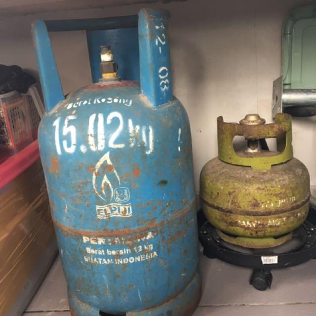 Tabung Gas Elpiji 12kg Kosong