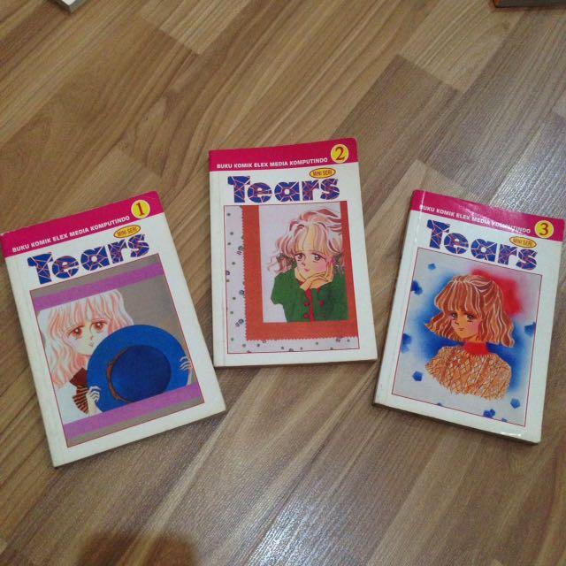 Tears - Hiromi mashiba