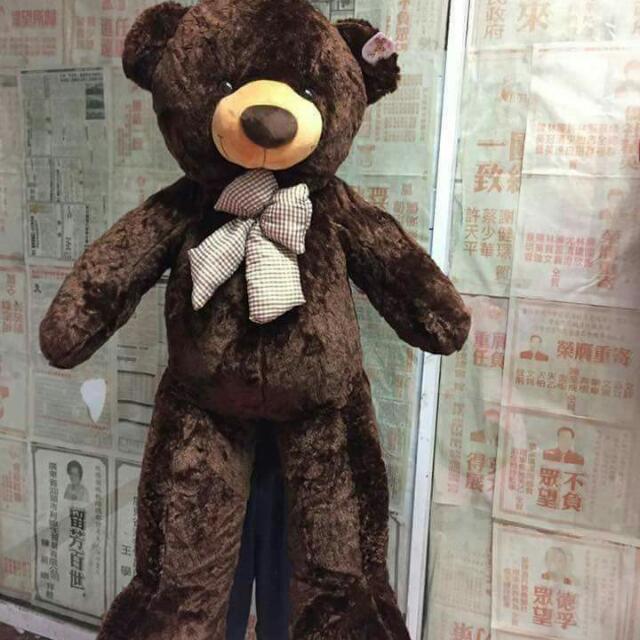 Teddy Bear Human Size