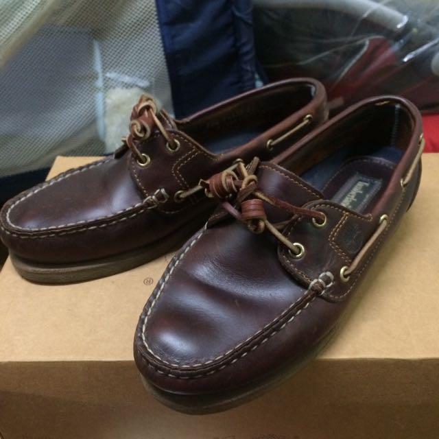 Timberland 帆船鞋 7.5