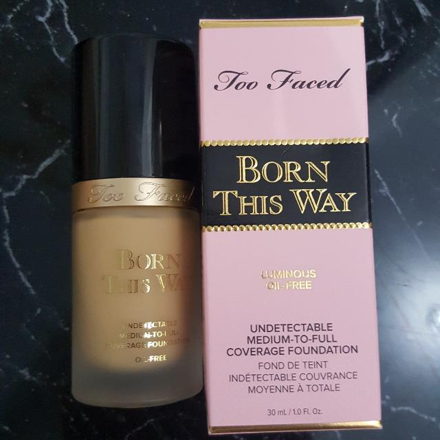Too Faced Born This Way Foundation (Free Ongkir)