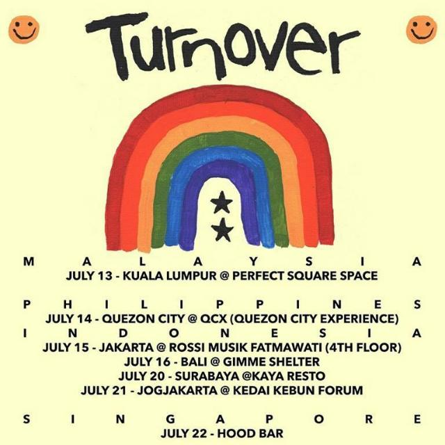 Turnover ticket