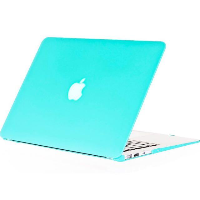 "Turquoise MacBook Air 13"" Hard Case"