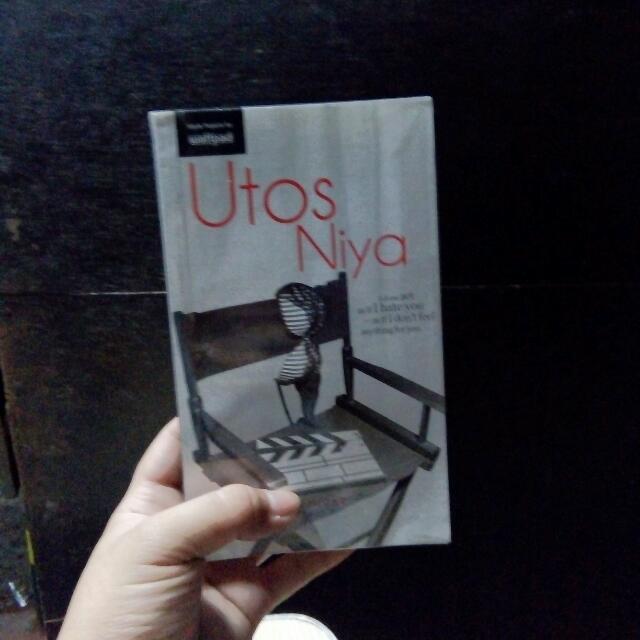 Utos Niya (wattpad)