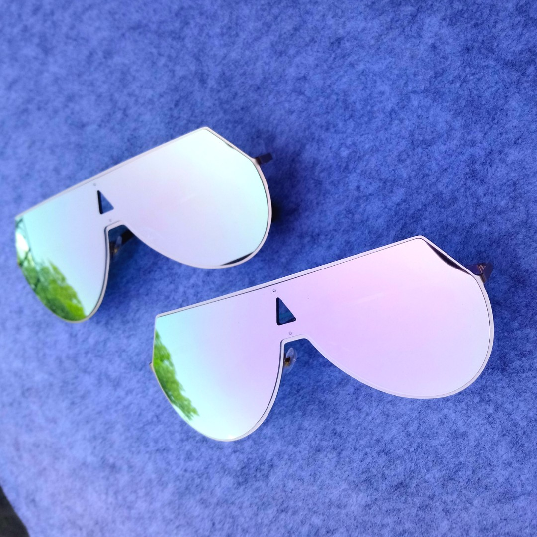 VALDA SUNGLASSES - rose pink