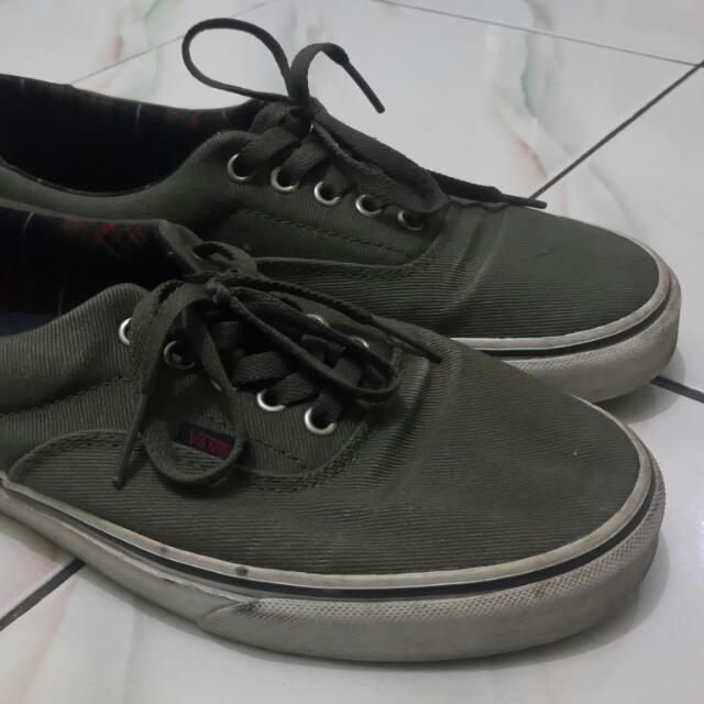 Vans Era 59 Green Brown Size 43 0005236712