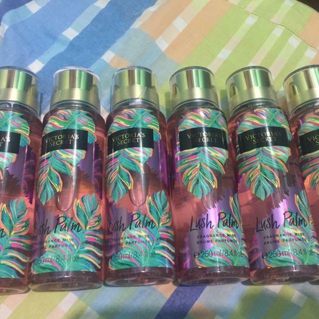 Victoria's Secret Lush Palm Mist