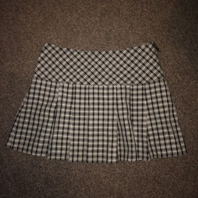 Vintage Le Chateau Skirt