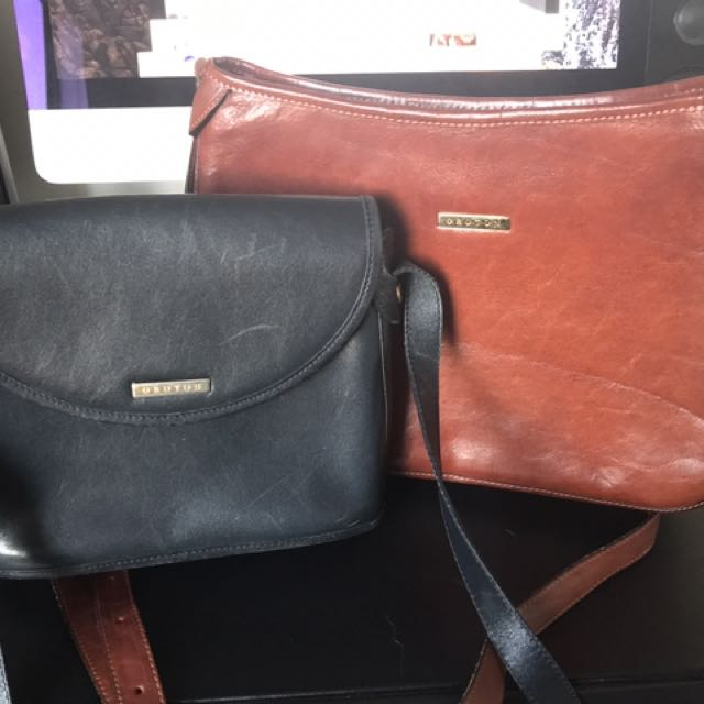 Vintage Oroton Leather Bags