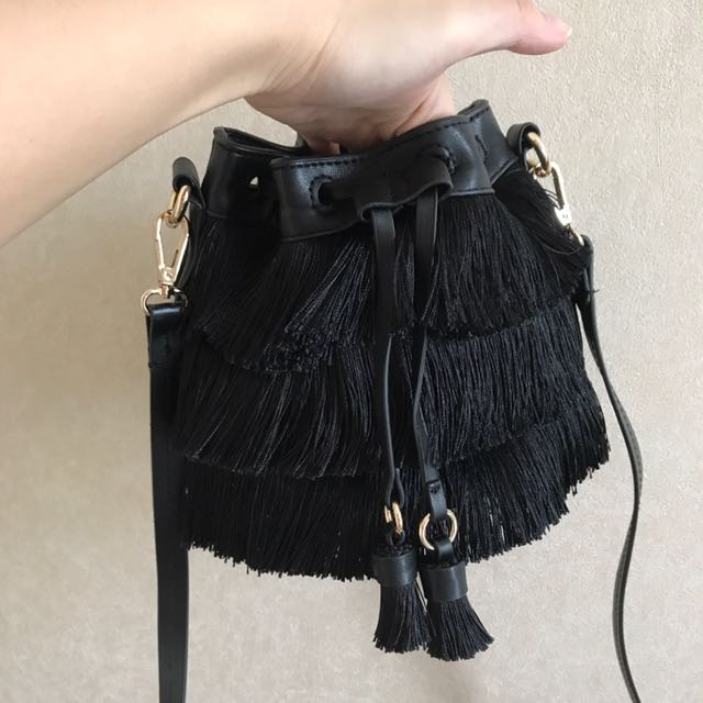 Zara Fringe Bag