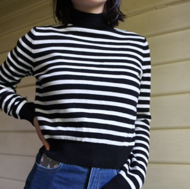 Zara Striped Jumper