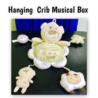 Hanging Crib Musical Box