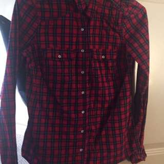 Plaid Garage Shirt