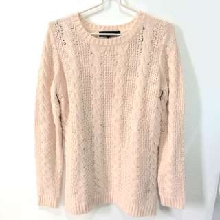 Forever21 Cable Knit Sweater