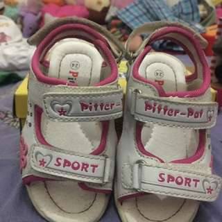 Pitter Pat Sandals