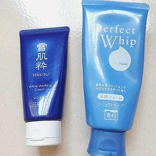 專科 超微米潔顏乳 雪肌粹 洗面乳