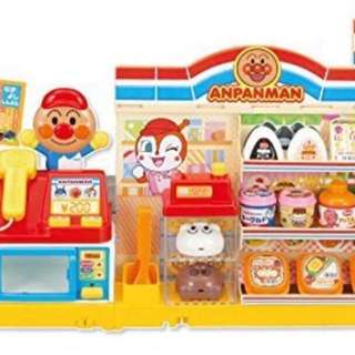 Looking For Anpanman Convenience Store toy