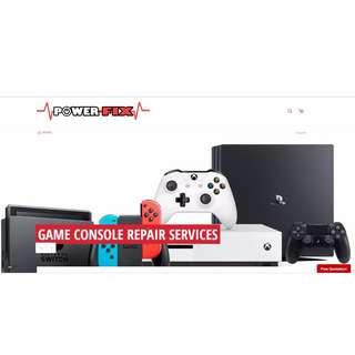 PS4 Repair Services