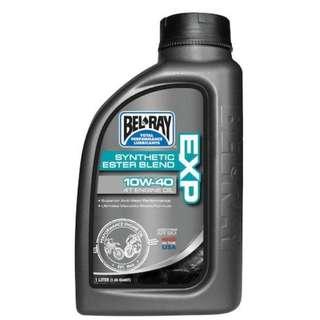 Bel-Ray EXP Synthetic Ester Blend 4T Motor Oil 10w40 15w50
