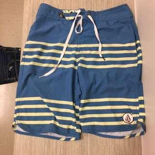 Size 27 Boys Swim Shorts