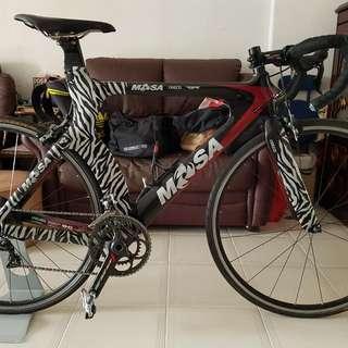 Ceepo Mosa TT tri Road Bike