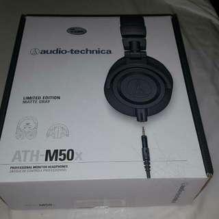 Audio Technica ATH-m50 (limited Edition)