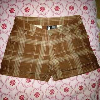 RRJ Brown Shorts