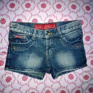 Jinmoss Denim Shorts