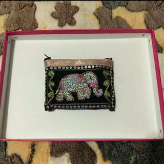 Pouch From Thailand