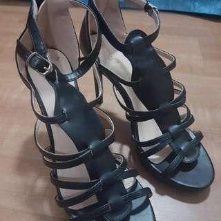Strappy Sandals (Zalora)