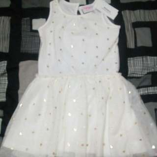 Bnwt little girl tutu dress