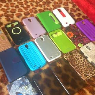 Samsung S4 Bulk Lot Cases!
