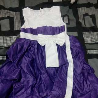 Euc girls beautiful party dress