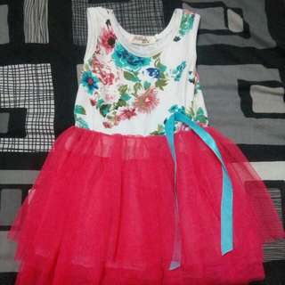 Euc little girl dress