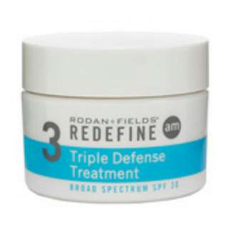 Rodan And Fields Triple Defense Treatment Day Cream