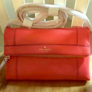 Authentic Kate Spade Julian Leather