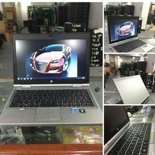 HP Elitebook Corei5 2520m 2.5ghz 4GB DDR3 320GB Sata