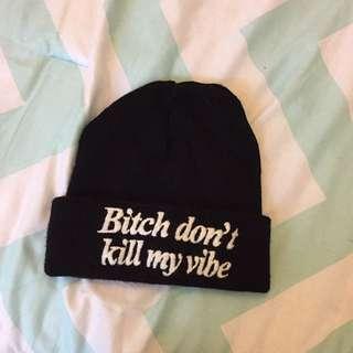 Beenie Hat From Brandy Melville