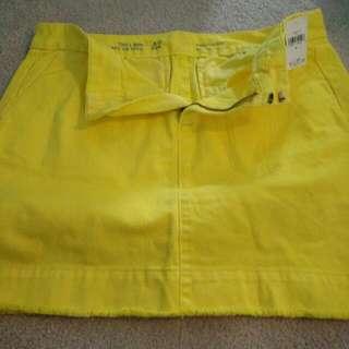 Brand New Women's Gap Skirts Sz 2
