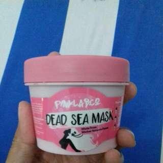 MASKER PINKLAB DEAD SEA MASK