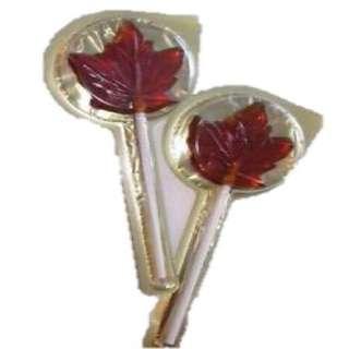 加拿大楓糖棒棒糖