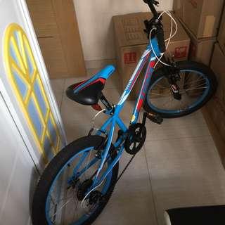 Trinx Bicycle 88cm (h) x 140cm (w)