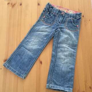 ORI NEXT Girls Jeans Celana Anak Branded
